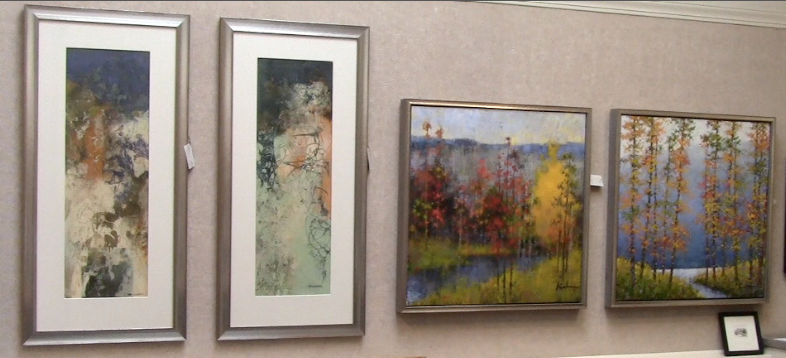 framed fine art at page waterman fine framing