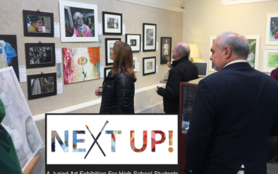 LOCAL HIGH SCHOOL ARTISTS WIN AWARDS IN NEXT UP! 2017