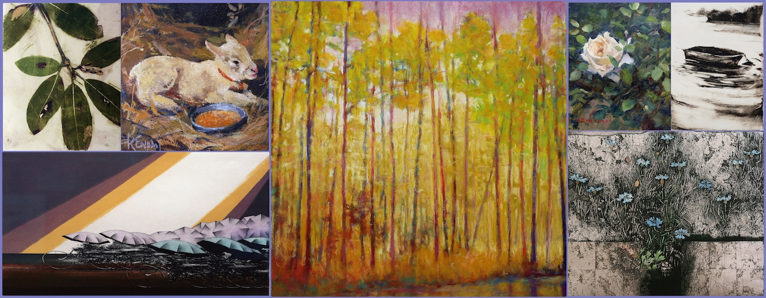 summertime art sale, enjoy 50% off all framed art in the Gallery at Page Waterman